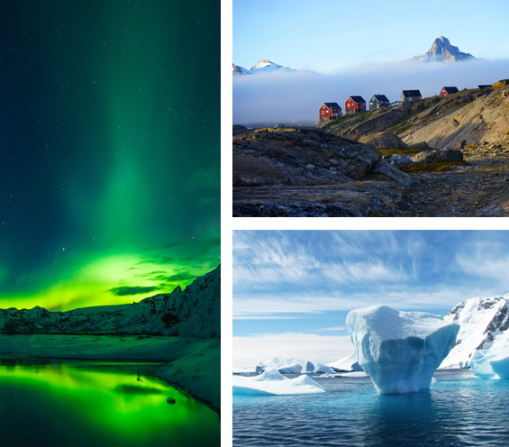 Voyage Arctique et Antarctique