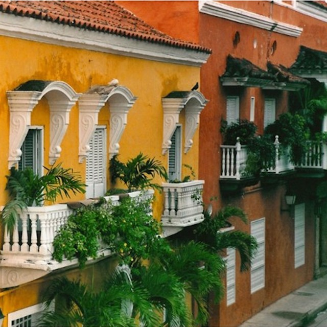 Balcons Cartagena - Voyage Chili