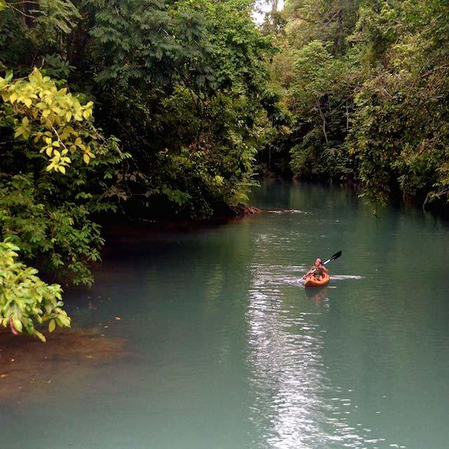 Kayak - Voyage Costa Rica