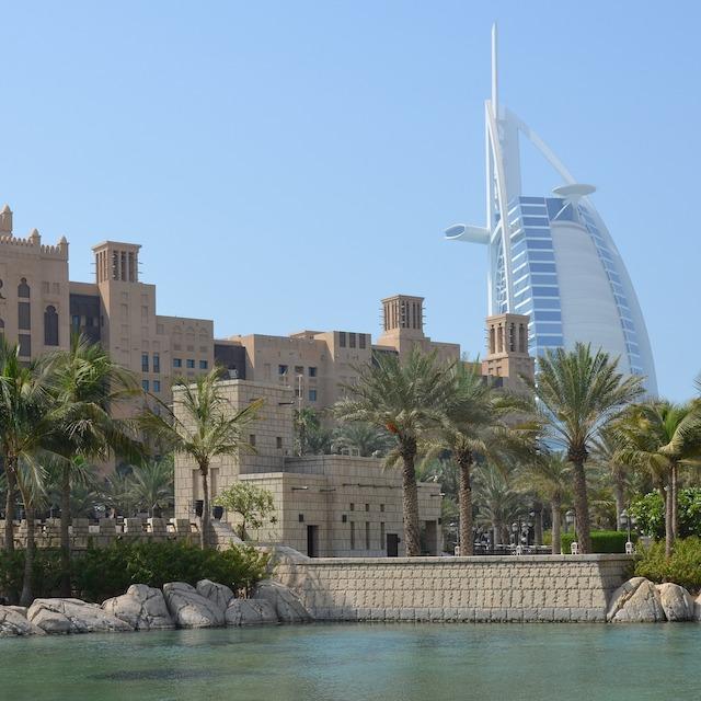 Burj Al Arab - Voyage Dubaï