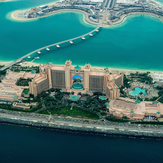 Hôtels - Voyage Dubaï