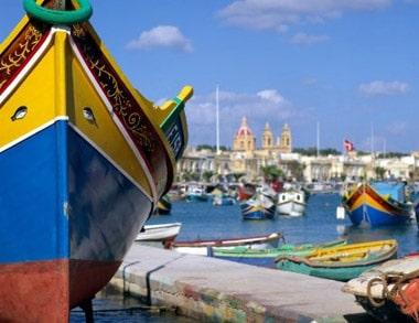 Voyage Malte