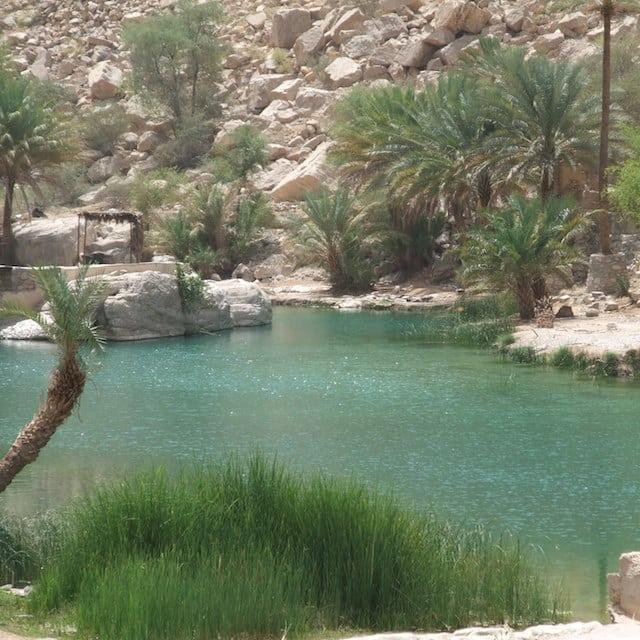 Wadi - Voyage Oman