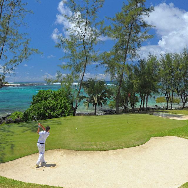 Golf - Shandrani Beachcomber Resort - Hôtel de luxe Île Maurice