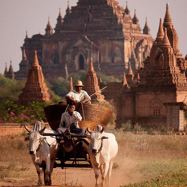 Bagan - Voyage Birmanie