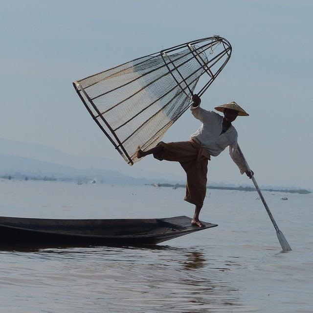 Lac Inle - Voyage Birmanie