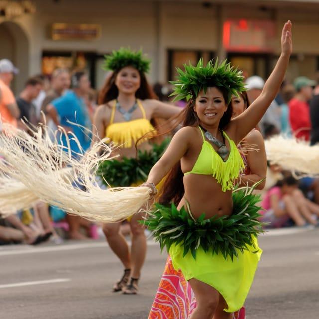 Festival Honolulu - Voyage Hawai ©Daniel Ramirez