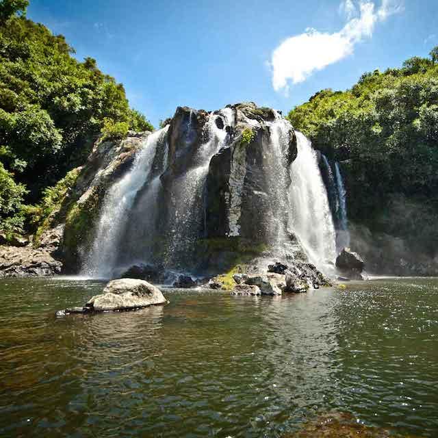 Paysage Cascade - Voyage La Réunion