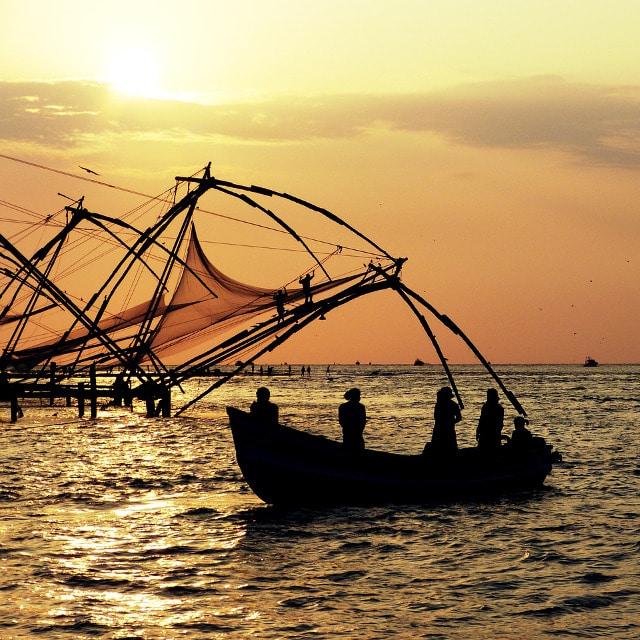 Cochin - Voyage Kerala, Inde