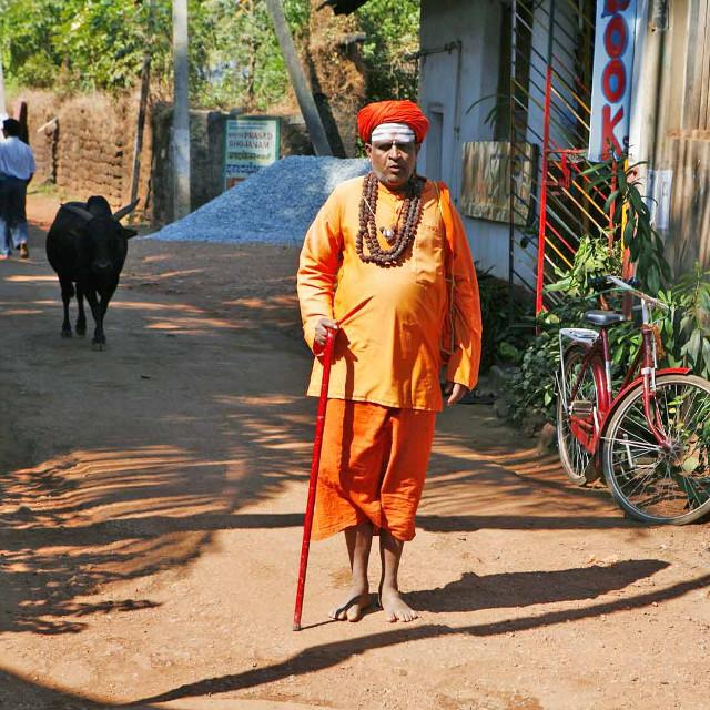 Rue - Voyage Pondichery, Inde