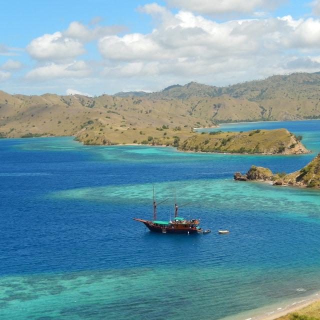 Le Tiger Blue - Voyage Croisière en Indonésie