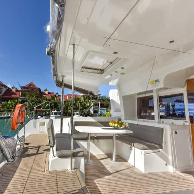 Votre Catamaran - Croisière aux Seychelles