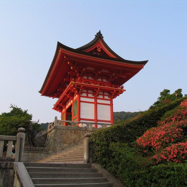 Temple - Voyage Japon