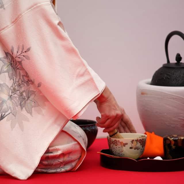 Cérémonie du Thé - Voyage Japon