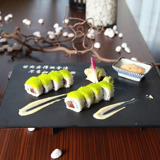 Sushis - Voyage Japon