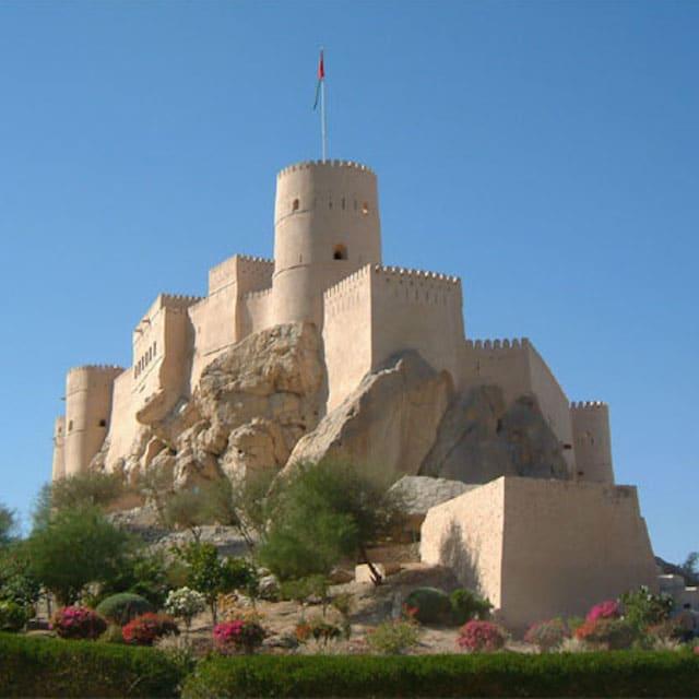 Fort - Voyage Oman