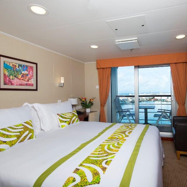 Aranui 5 Chambre - Voyage Polynésie