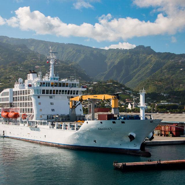 Aranui 5 - Voyage Polynésie