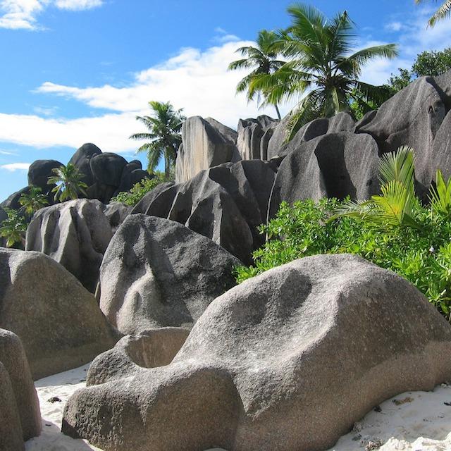 Plage - Voyage Seychelles