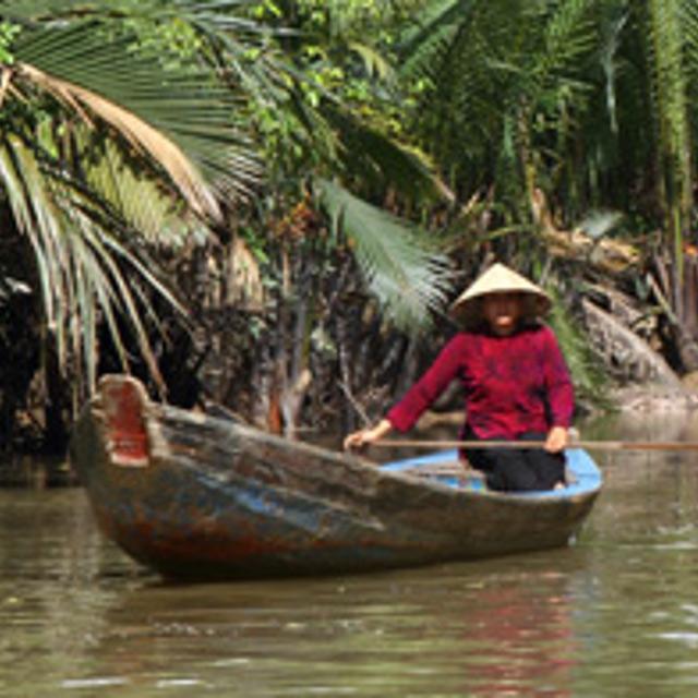 Pêcheur - Voyage Vietnam