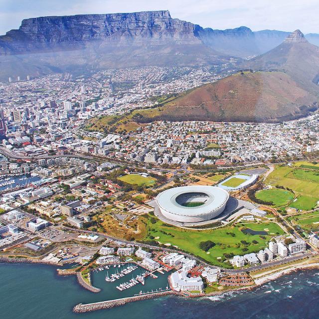 Le Cap - Voyage Afrique du Sud