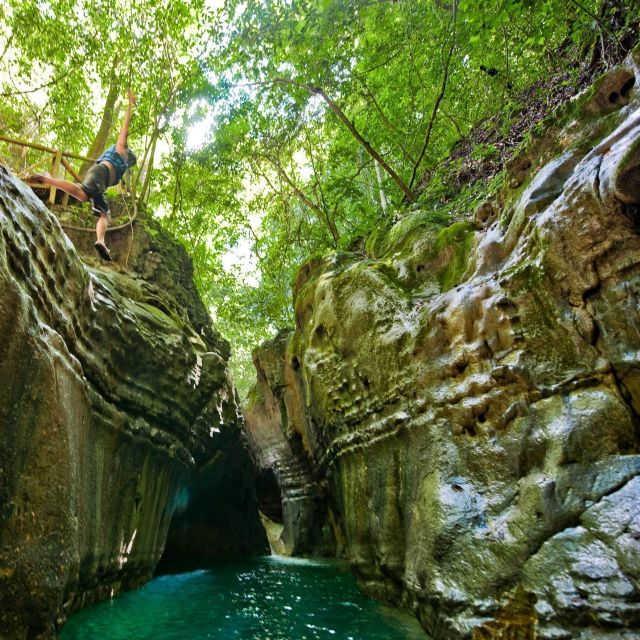 Cascades de Damajagua