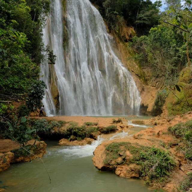 Cascade del Limon - Péninsule de Samanà