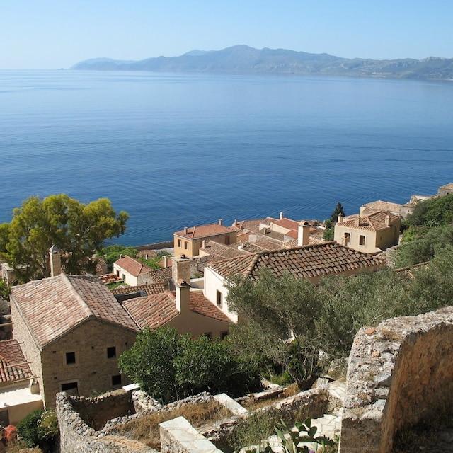 Cythère - Voyage en Grèce