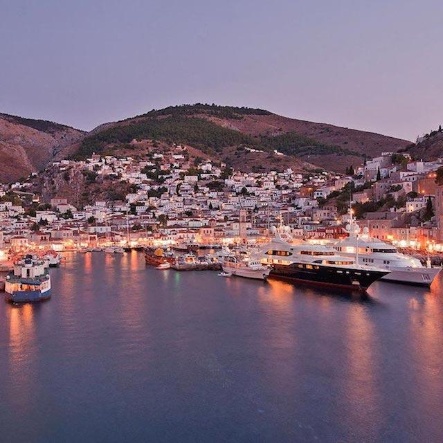 Hydra - Voyage en Grèce