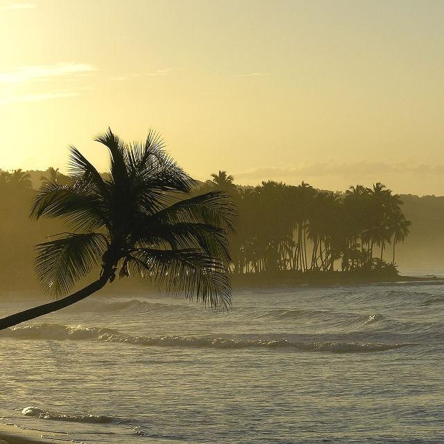 Playa Bonita, Péninsule de Samanà