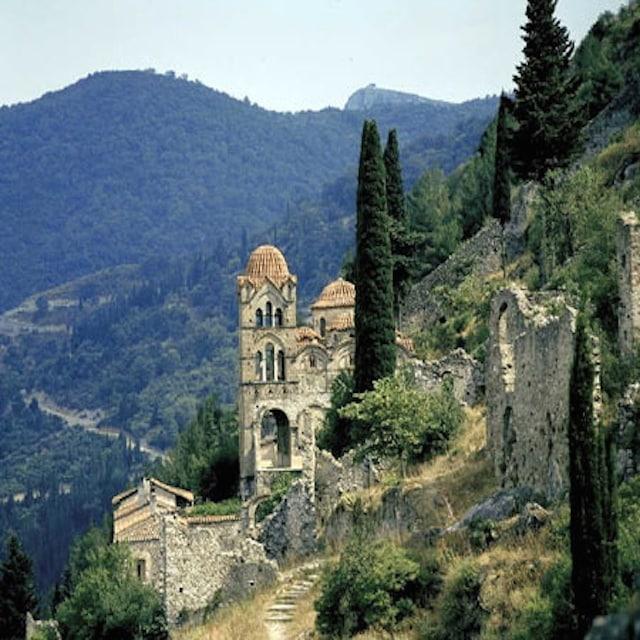 Péloponnèse - Voyage en Grèce
