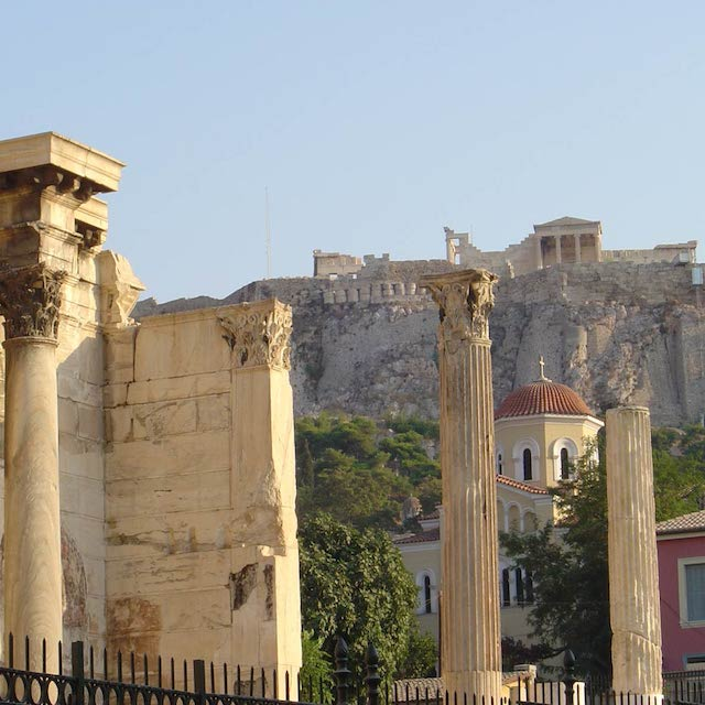 Acropole - Voyage Athènes