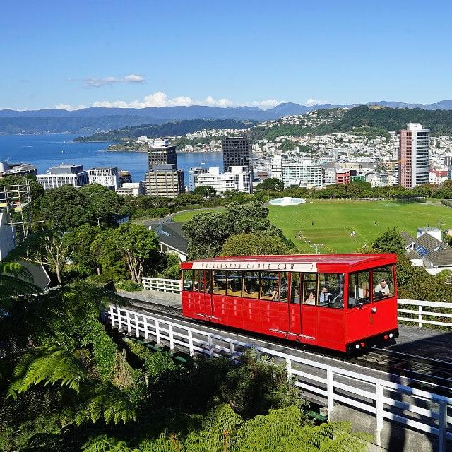 Wellington - Séjour Océanie, Voyage Nouvelle-Zélande